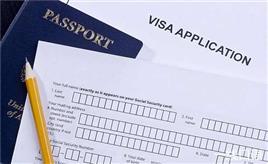 出國常用英語口語900句(二十二)辦理簽證